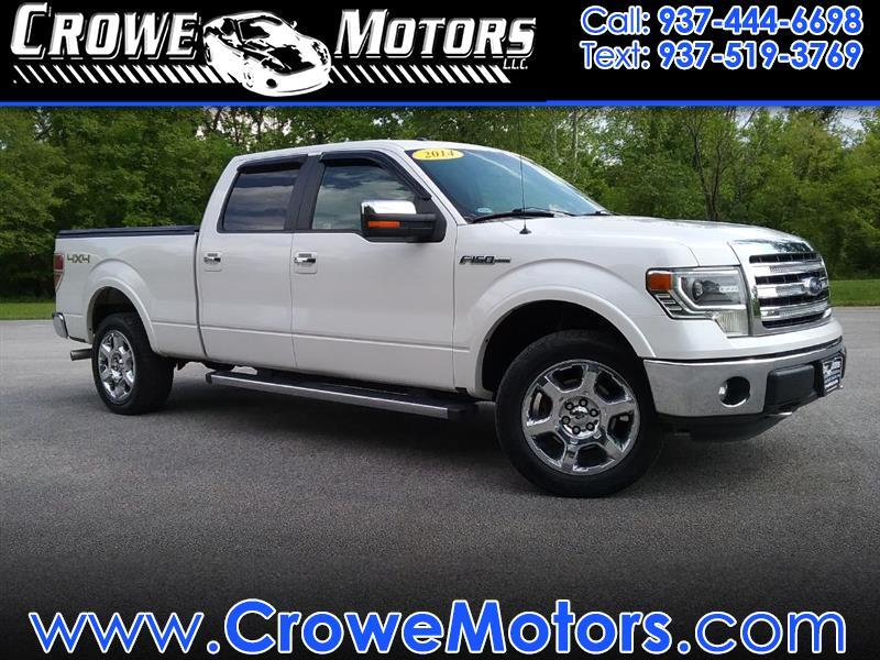 2014 Ford F-150 Lariat SuperCrew 6.5-ft Box 4WD