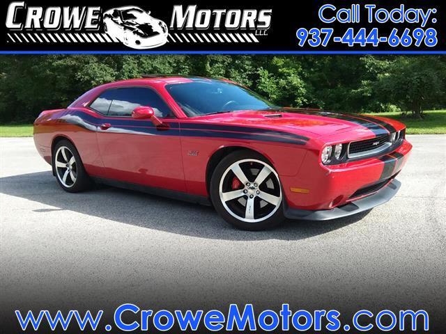 2012 Dodge Challenger 2dr Cpe SRT8 392