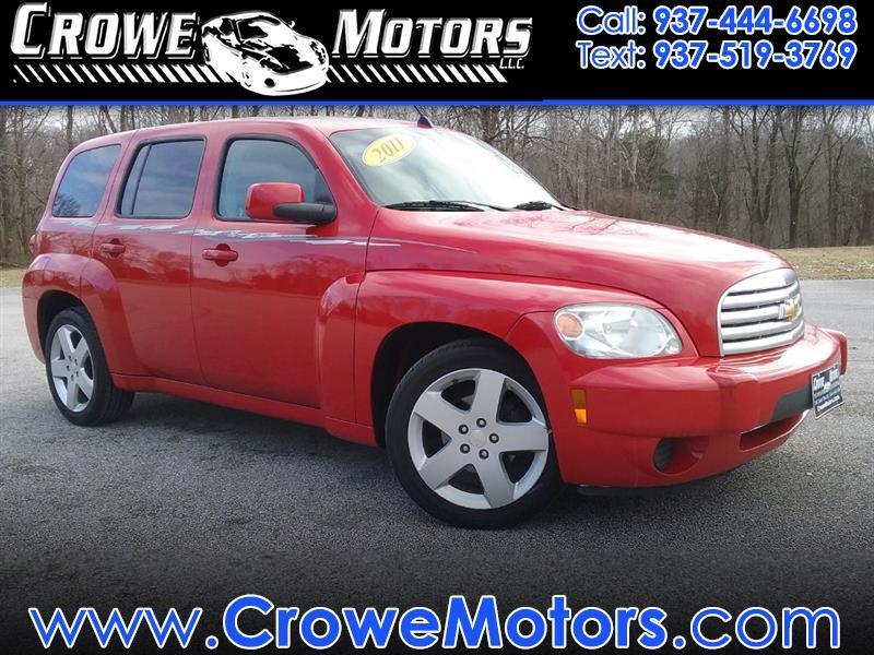 2011 Chevrolet HHR FWD 4dr LT w/1LT