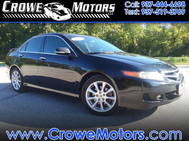 Used 2006 Acura TSX 4dr Sdn AT Navi for Sale in Mt  Orab OH 45154