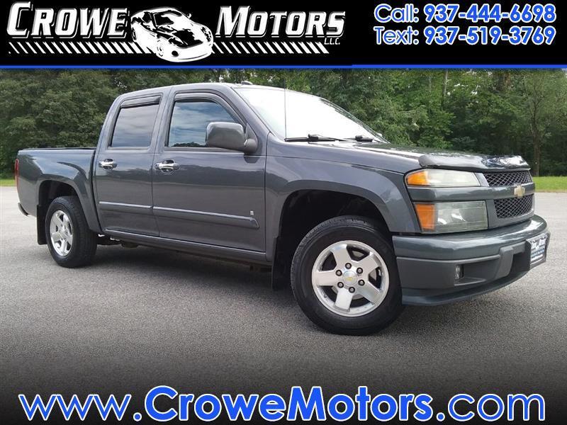 "2009 Chevrolet Colorado 2WD Crew Cab 126.0"" LT w/1LT"