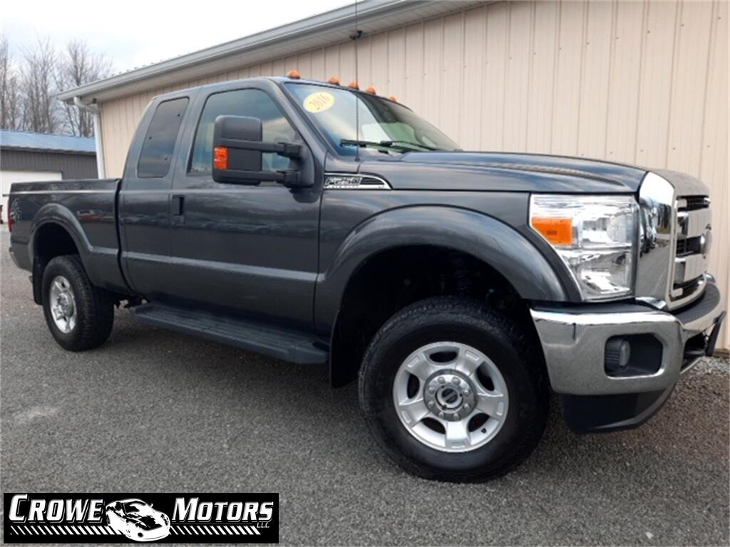 """Ford F-250 SD 4WD SuperCab 142"""" Lariat 2016"""