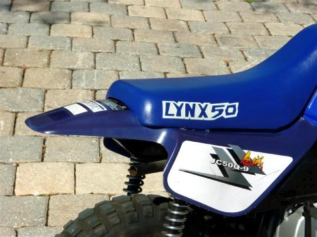 2003 Jincheng Lynx 50 small cc dirt bike like new runs great and afforda