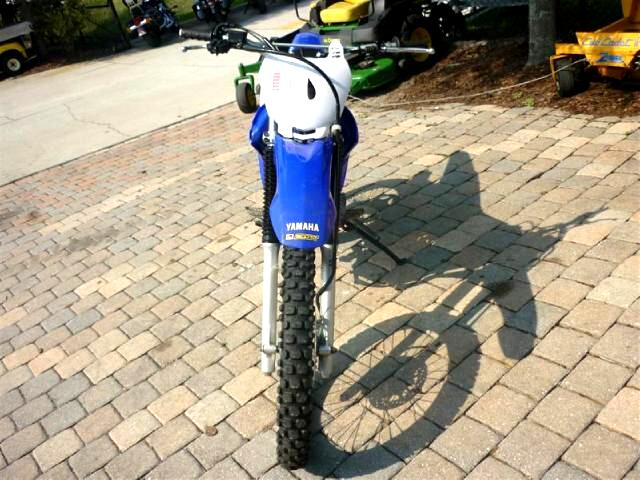 2005 Yamaha TTR230 4 stroke dirt bike 230cc ready to rock and roll