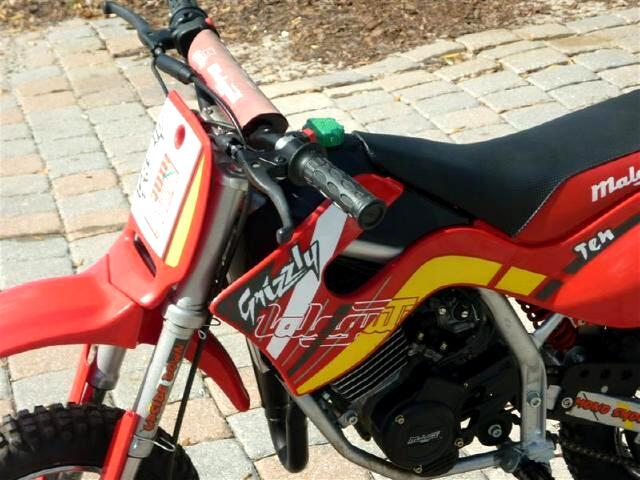 2004 Malaguti F10 50cc Tribal GRIZZLY 10