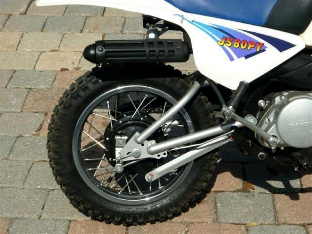 2003 Jianshe Coyote Great running dirt bike for the kids