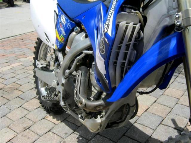 2008 Yamaha YZ450F Dirt Bike 4 stroke power house lets get racing
