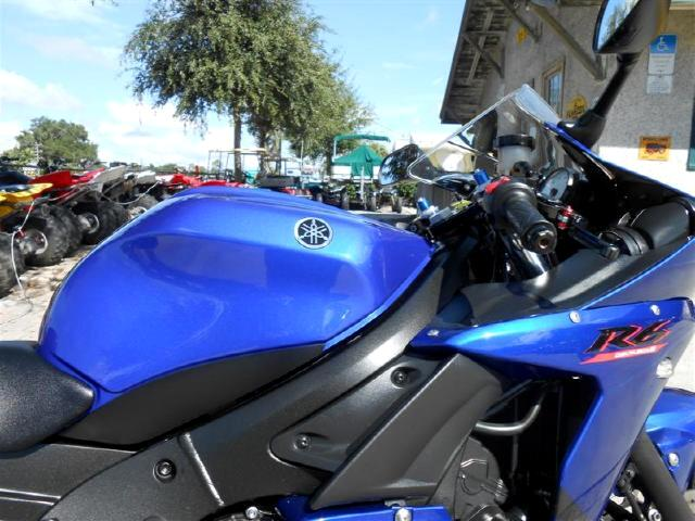 2009 Yamaha YZF-R6S Sport Bike Low Miles