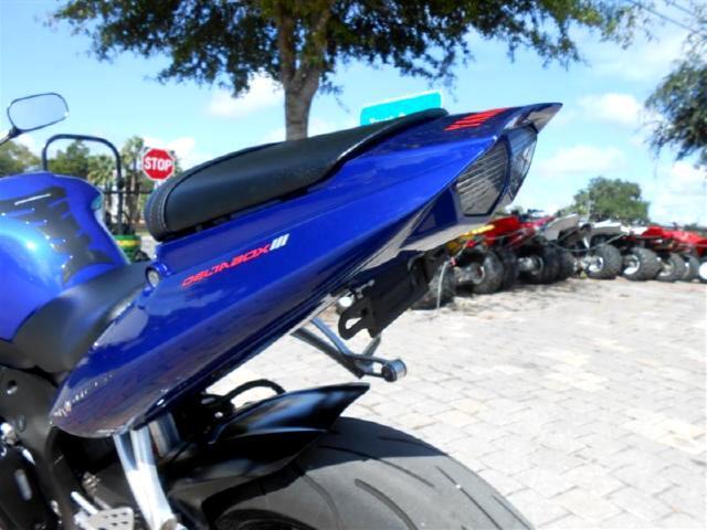 2009 Yamaha YZF-R6S Sport Bike Low Miles