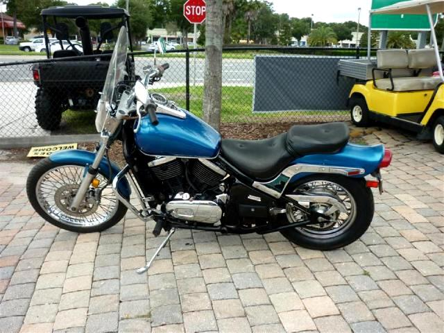 1997 Kawasaki VN800-A Vulcan 800 Touring Bike runs great