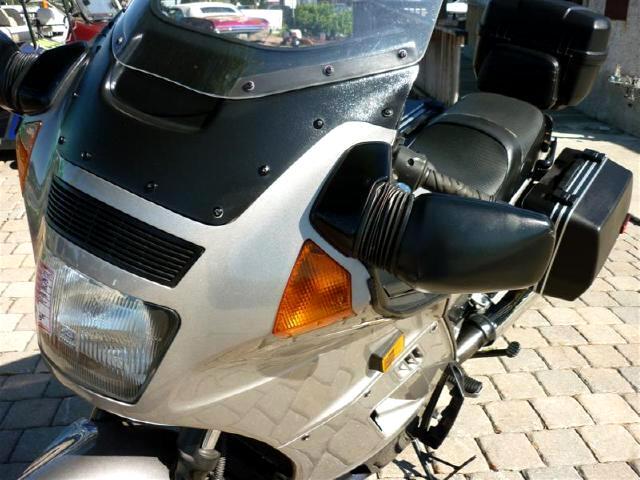 2002 Kawasaki ZG1000-A Concourse Touring Bike