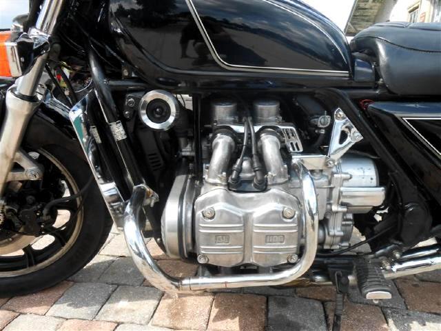 1983 Honda GL1100I Goldwing Motorcycle