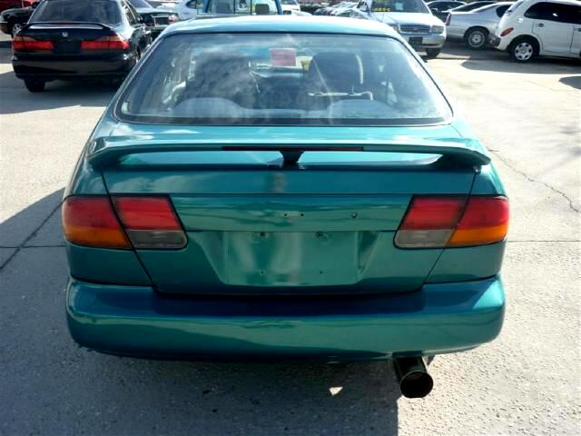 1995 Nissan 200SX 2 Door lowered 4 cylinder 5 speed runs great