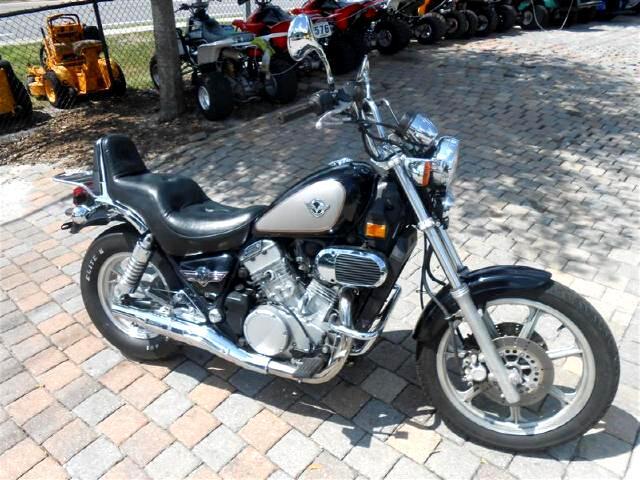 2002 Kawasaki VN750-A Vulcan Classic motorcycle