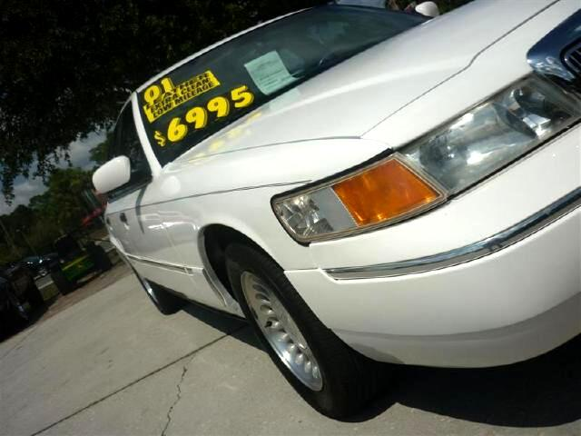 2001 Mercury Grand Marquis LS 53000 original miles Very clean