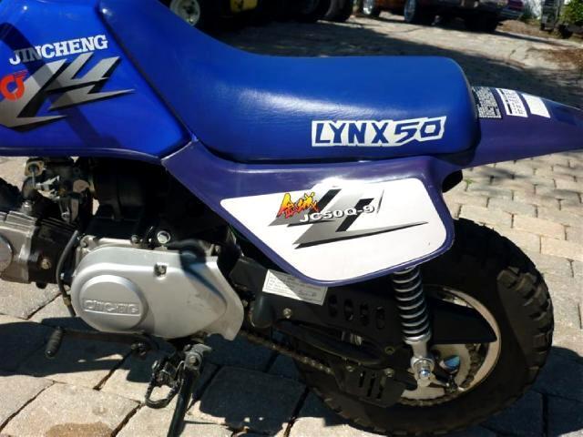Jincheng Lynx 50  2003