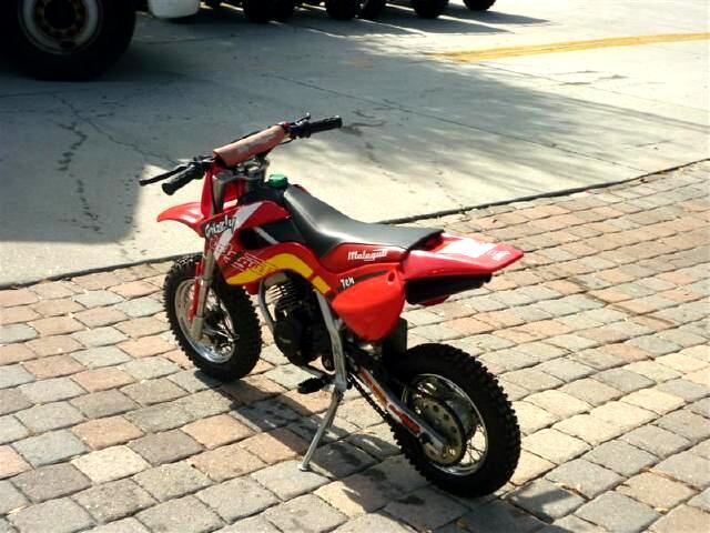 Malaguti F10 50cc Tribal  2004