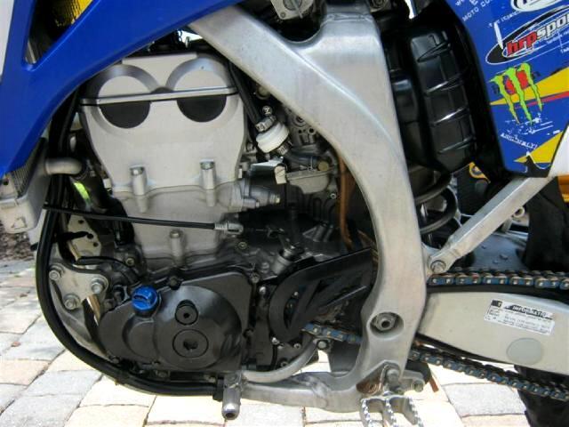 Yamaha YZ450F  2008