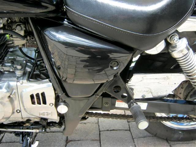 Suzuki GZ250  2005