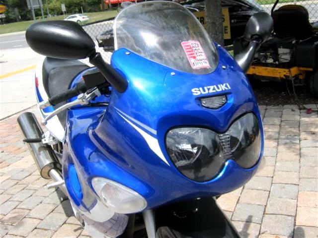 Suzuki GSX600F  2006