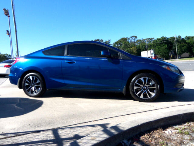 2013 Honda Civic EX Coupe 5-Speed MT