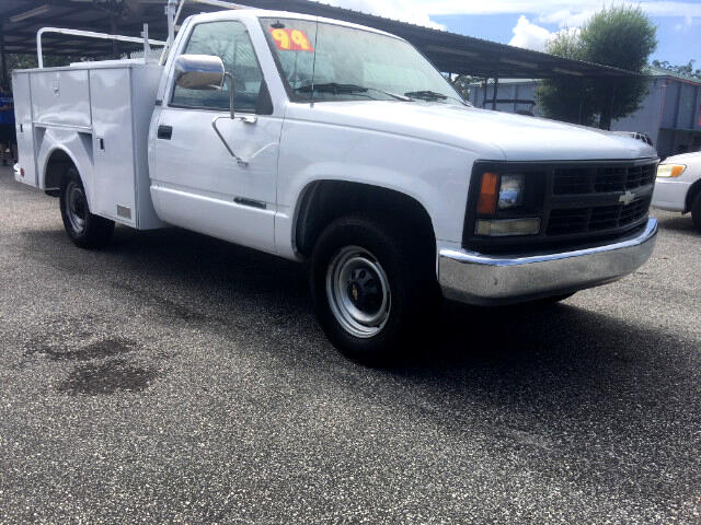 1994 Chevrolet C/K 2500 Reg. Cab 8-ft. Bed 2WD