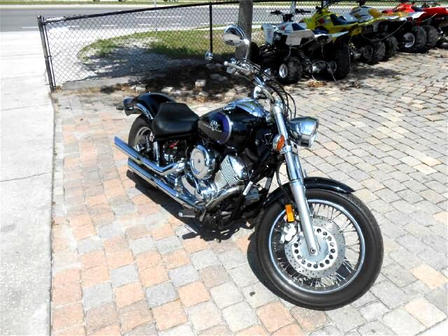 2003 Yamaha XVS1100 Vstar Cruiser bike good size ready to hit the stre
