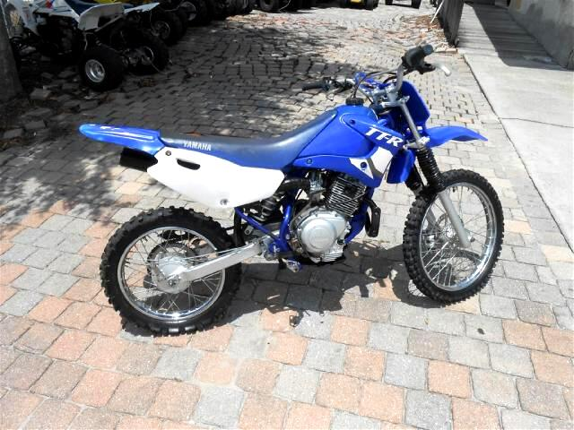 Yamaha TTR125  2002