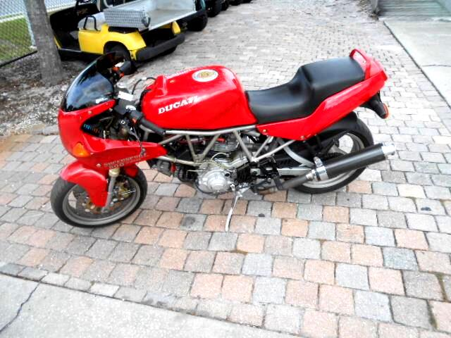 1995 Ducati 900SSSP Sport Touring powerhouse runs great nice bike