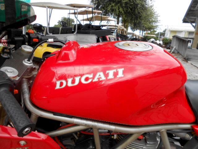 Ducati 900SSSP  1995