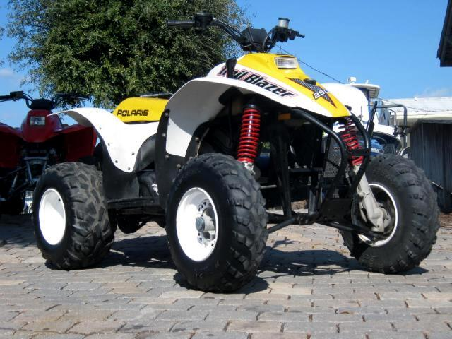 1999 Polaris ATV Trailblazer 2 stroke 250cc Runs great