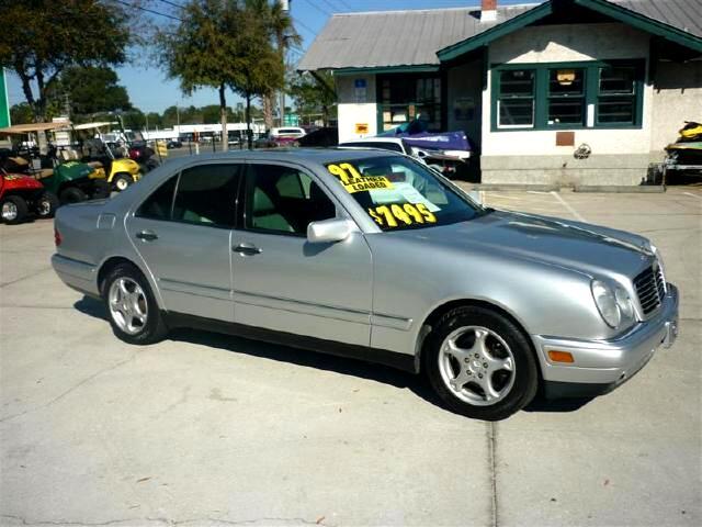 1997 Mercedes E320 >> Used 1997 Mercedes Benz E Class In Deland Fl Auto Com Wdbjf55f3va294636