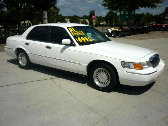 used 2001 mercury grand marquis ls 53000 original miles very clean for sale in deland fl 32720 richard bell auto sales powersports 2001 mercury grand marquis ls 53000