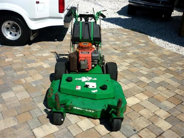 1995 Bobcat Mower 36 inch walk behind