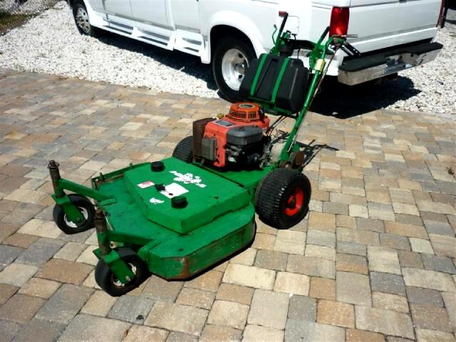 Bobcat Mower  1995