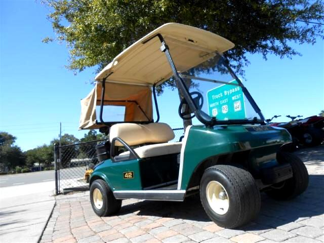2000 Club Car Pleasure President