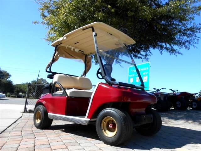 2000 Club Car Pleasure