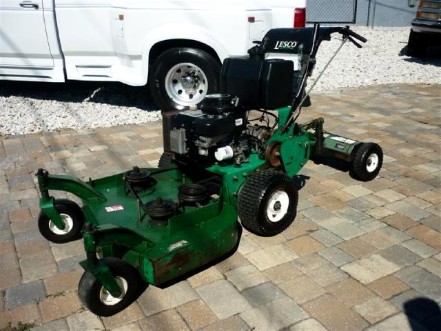 Lesco Lawnmower  2003