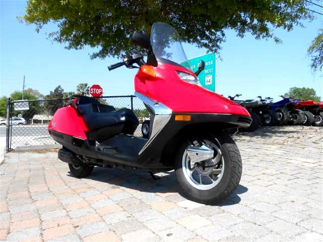 Honda CN250  2007