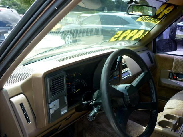 Chevrolet Suburban  1994
