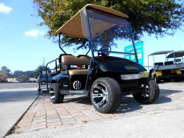 2001 EZ-GO Golf Cart Music rims and more