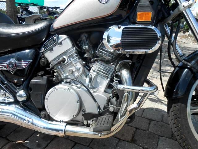 Kawasaki VN750-A  2002