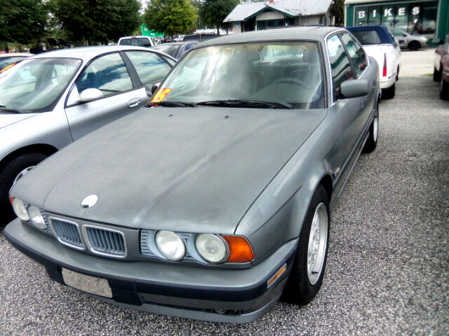1995 BMW 5 Series 530i Automatic v8 powered Great leather interior