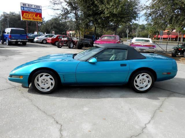 Chevrolet Corvette  1992