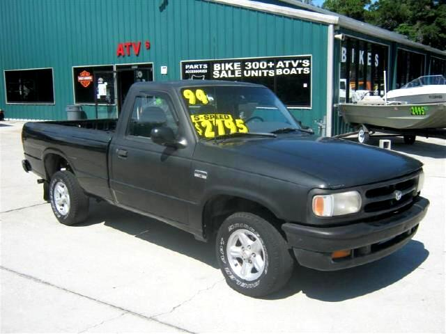 1994 Mazda B-Series Pickup Cheap and economical B3000 SE Reg. Cab Short Bed 2