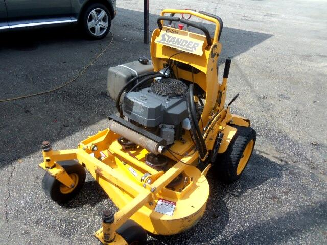 2007 Commercial Ingram Wright Stander