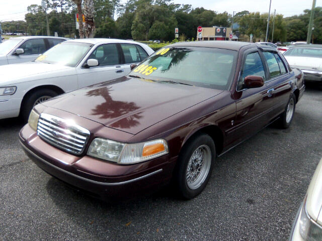used 2000 ford crown victoria lx for sale in deland fl 32720 richard bell auto sales powersports. Black Bedroom Furniture Sets. Home Design Ideas