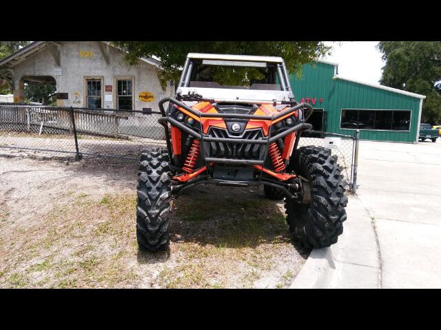 2013 Can-Am Maverick X Custom