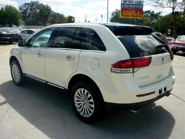Lincoln Lincoln MKX  2012
