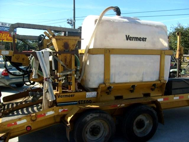 Vermeer Boring Machine  1999